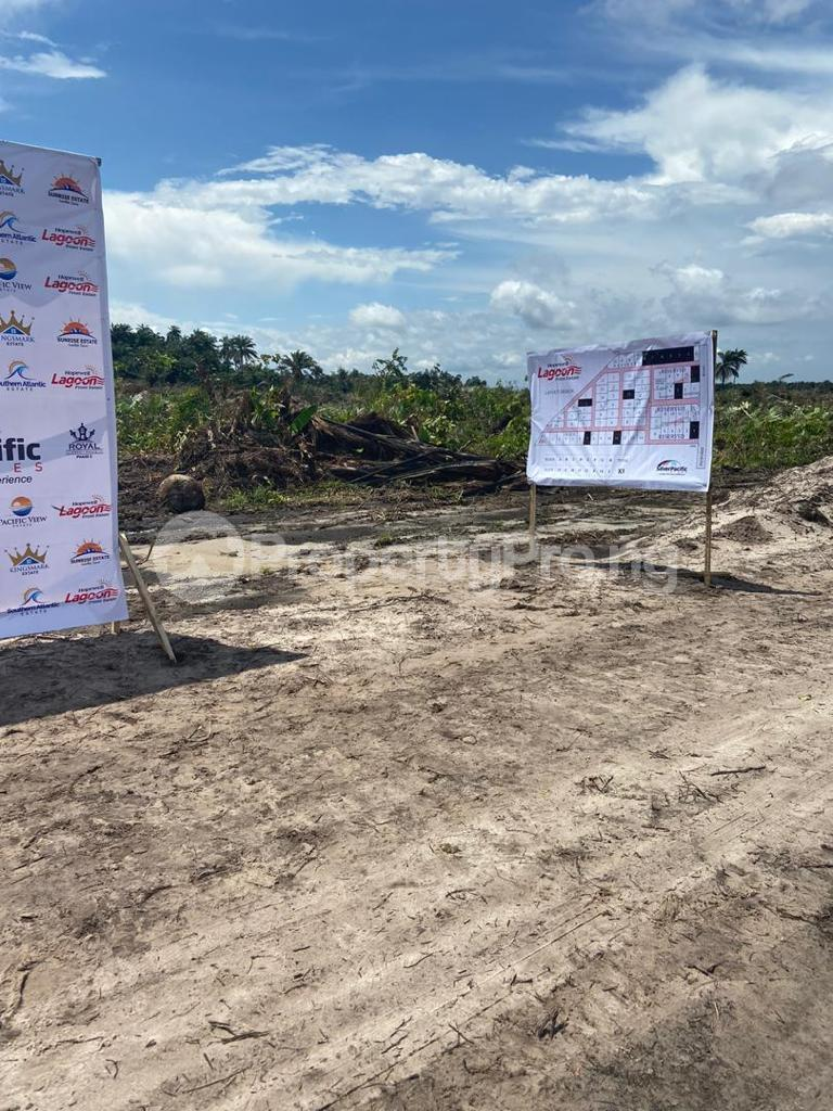 Residential Land Land for sale Lepia, Ibeju Lekki Mega City, After Eleko Eleko Ibeju-Lekki Lagos - 1