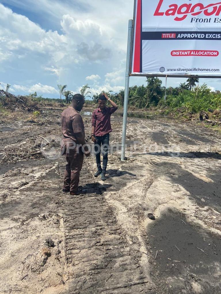 Residential Land Land for sale Lepia, Ibeju Lekki Mega City, After Eleko Eleko Ibeju-Lekki Lagos - 7