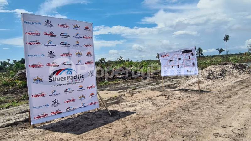 Residential Land Land for sale Lepia, Ibeju Lekki Mega City, After Eleko Eleko Ibeju-Lekki Lagos - 10