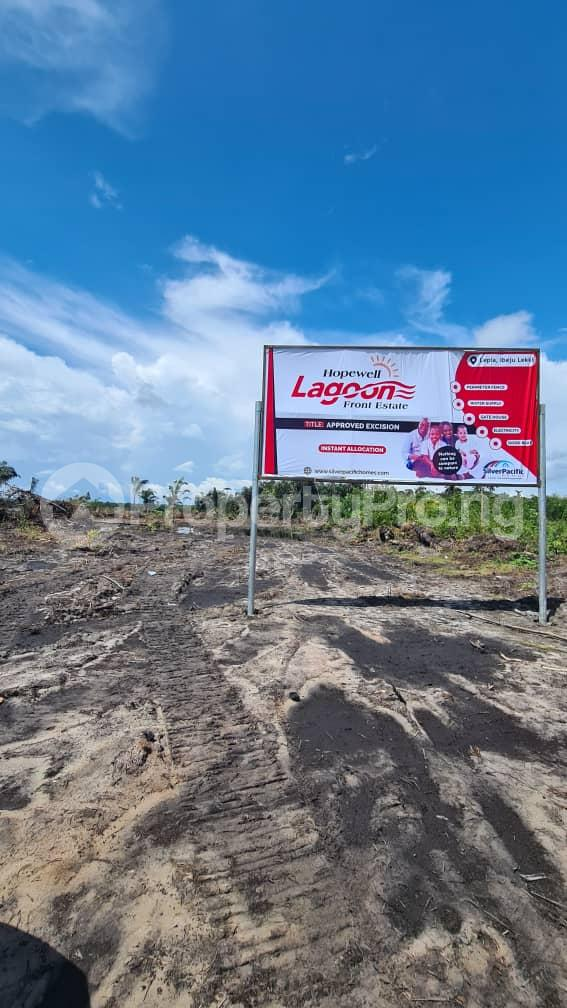 Residential Land Land for sale Lepia, Ibeju Lekki Mega City, After Eleko Eleko Ibeju-Lekki Lagos - 2