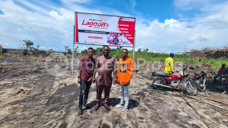 Residential Land Land for sale Lepia, Ibeju Lekki Mega City, After Eleko Eleko Ibeju-Lekki Lagos - 9