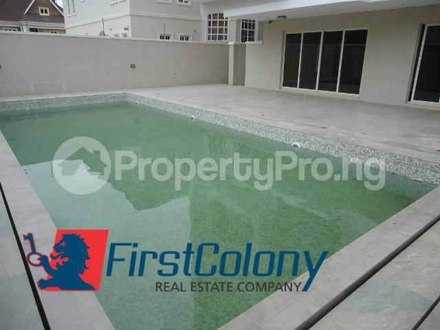 3 bedroom Flat / Apartment for rent Within Banana Island Estate Banana Island Ikoyi Lagos - 27