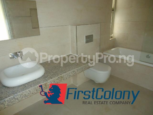 3 bedroom Flat / Apartment for rent Within Banana Island Estate Banana Island Ikoyi Lagos - 21