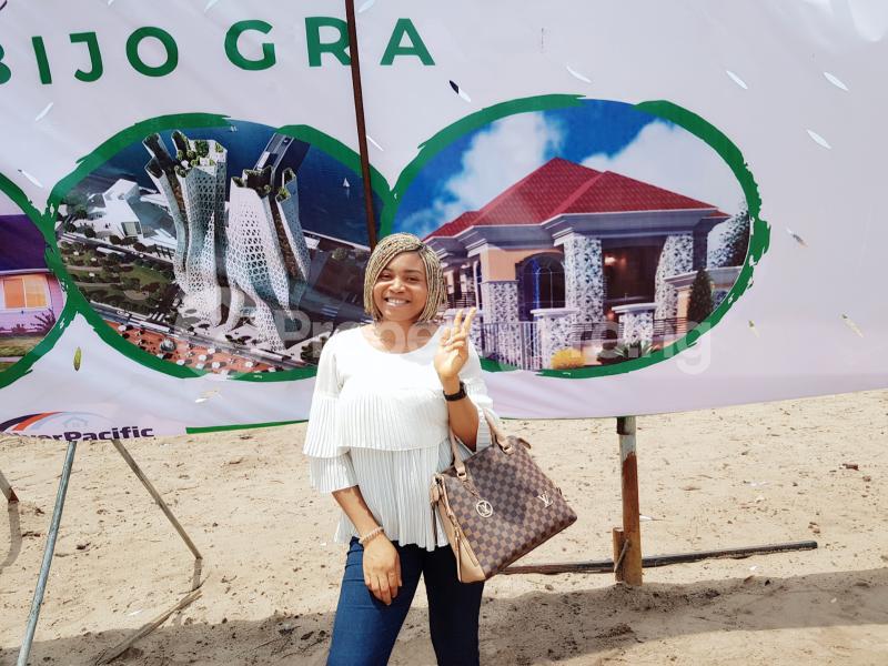 Serviced Residential Land for sale Abijo Gra Abijo Ajah Lagos - 1