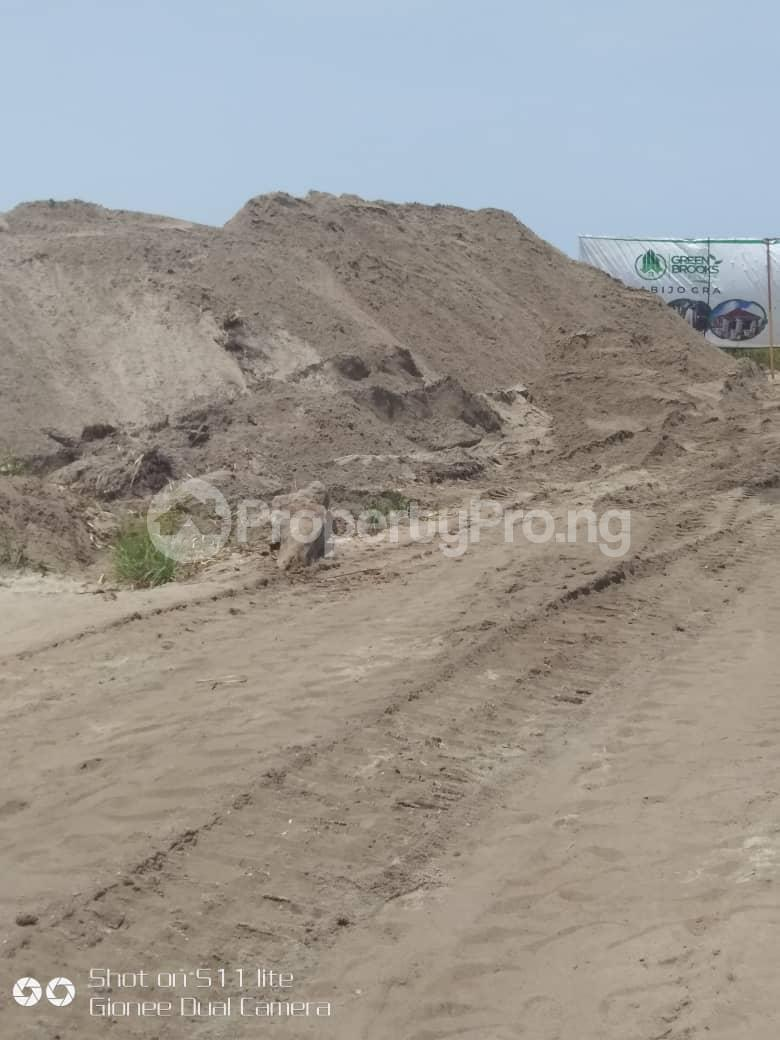 Land for sale Abijo Gra ( Some Minutes Drive From Ajah) Abijo Ajah Lagos - 1