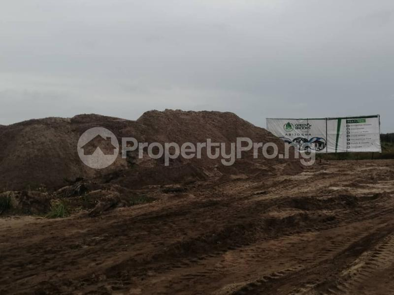 Land for sale Abijo Gra ( Some Minutes Drive From Ajah) Abijo Ajah Lagos - 5