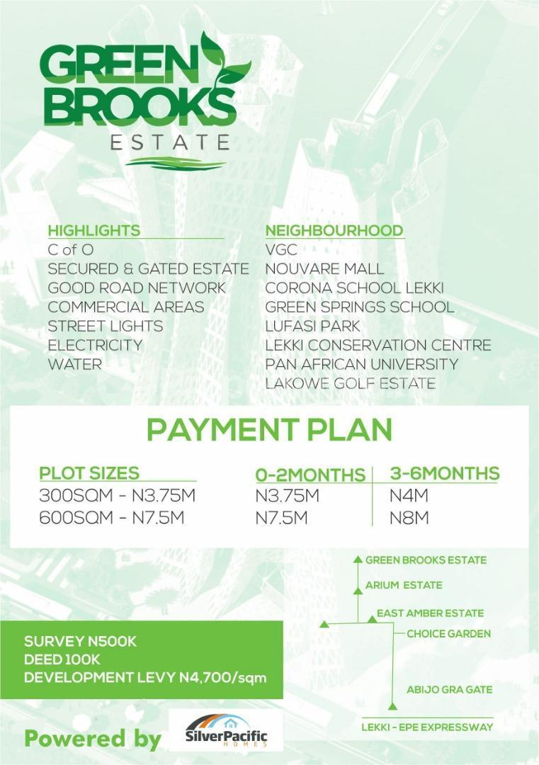 Land for sale Abijo Gra ( Some Minutes Drive From Ajah) Abijo Ajah Lagos - 3
