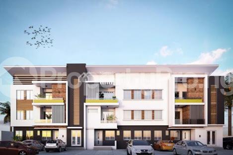 2 bedroom Flat / Apartment for sale Inside Ocean Palm Estate, Just Some Minutes Away From Blenco Supermarket, Sangotedo Ajah Lagos. Sangotedo Ajah Lagos - 1