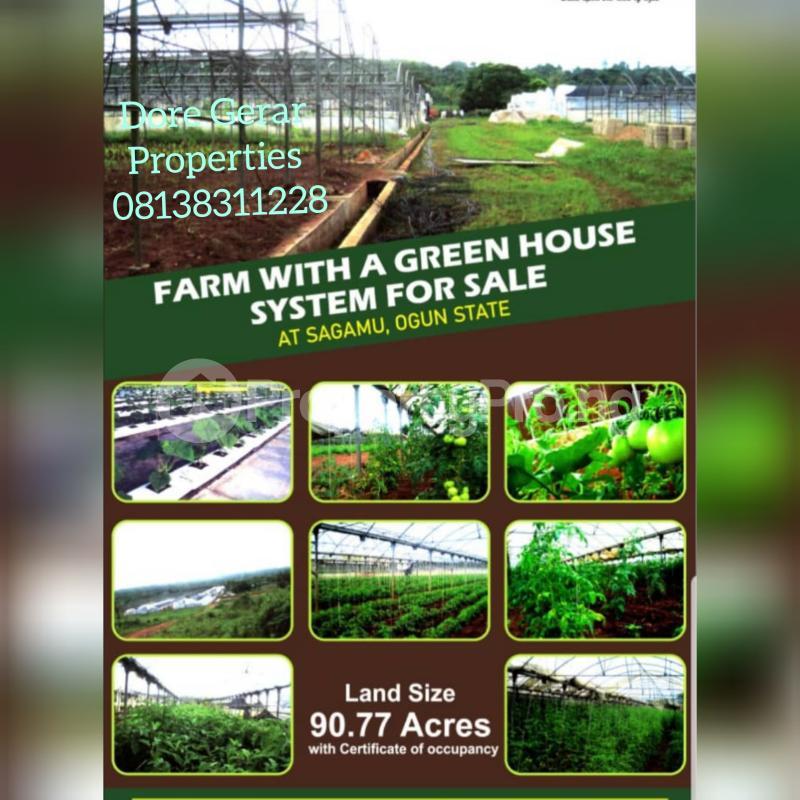 Tank Farm Commercial Property for sale Sagamu Ogun - 0