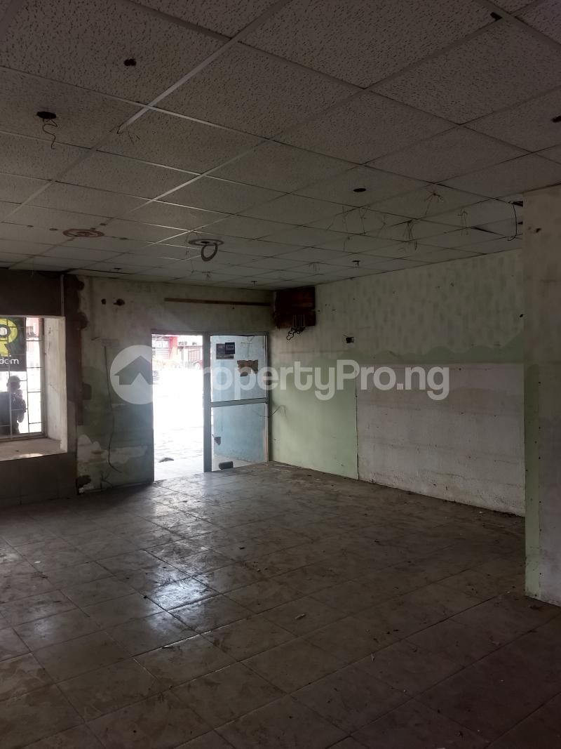 Show Room Commercial Property for rent Opebi Road Opebi Ikeja Lagos - 1