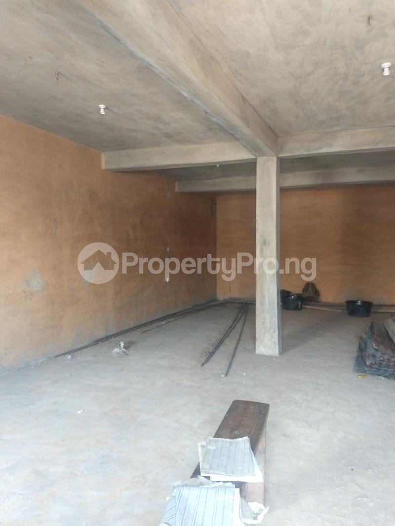Show Room Commercial Property for rent Ogudu road Ogudu Ogudu Lagos - 1