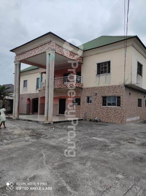 6 bedroom Detached Duplex for sale The Lord Choose Estate East West Road Port Harcourt Rivers - 0
