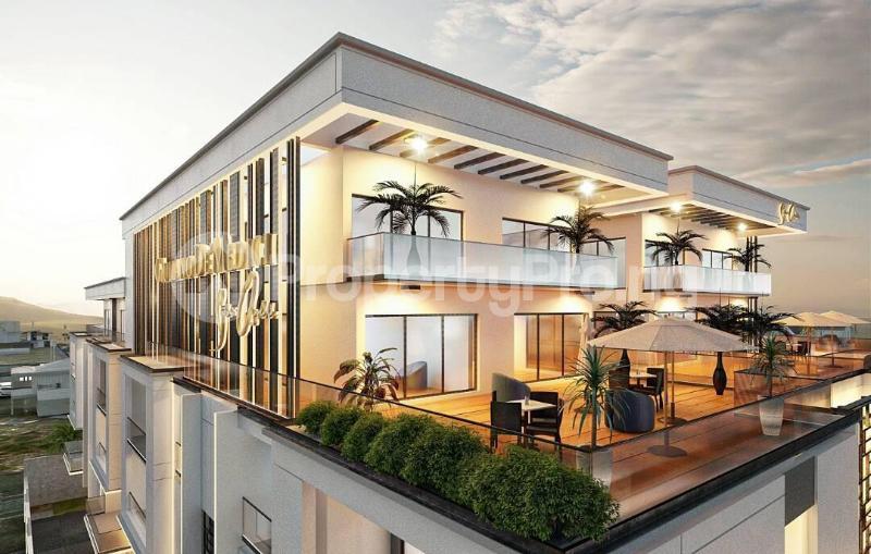 1 bedroom Penthouse for sale Banana Island Ikoyi Lagos - 4
