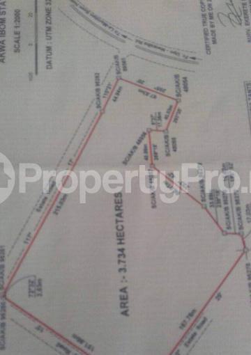 Mixed   Use Land Land for sale 5star Le Meridian,  Uyo Akwa Ibom - 1