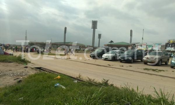 Plaza/Mall for sale Trade Fair Complex Badagry Badagry Lagos - 8