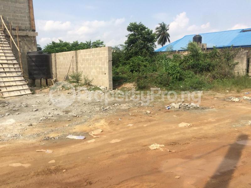 Mixed   Use Land for sale Benson Estate Off Ibeshe Road Ikorodu Ibeshe Ikorodu Lagos - 5