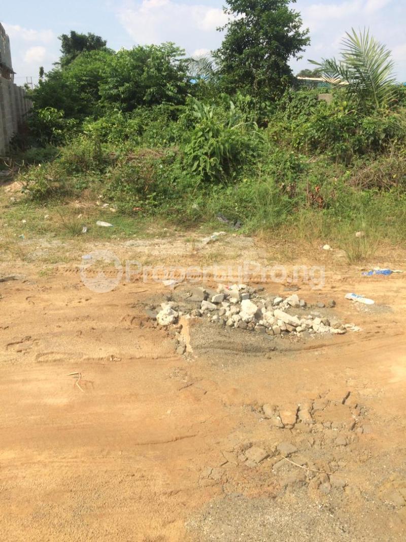 Mixed   Use Land for sale Benson Estate Off Ibeshe Road Ikorodu Ibeshe Ikorodu Lagos - 1