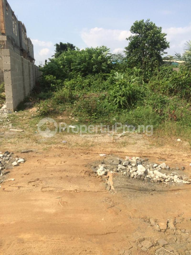 Mixed   Use Land for sale Benson Estate Off Ibeshe Road Ikorodu Ibeshe Ikorodu Lagos - 0