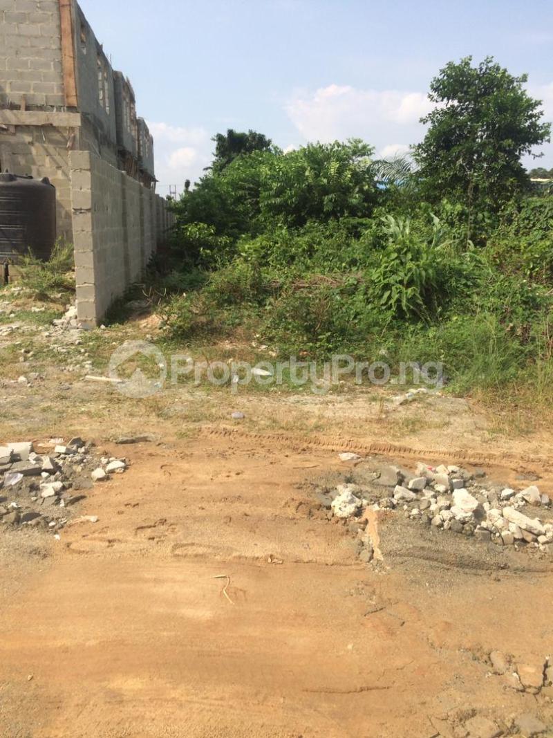 Mixed   Use Land for sale Benson Estate Off Ibeshe Road Ikorodu Ibeshe Ikorodu Lagos - 4