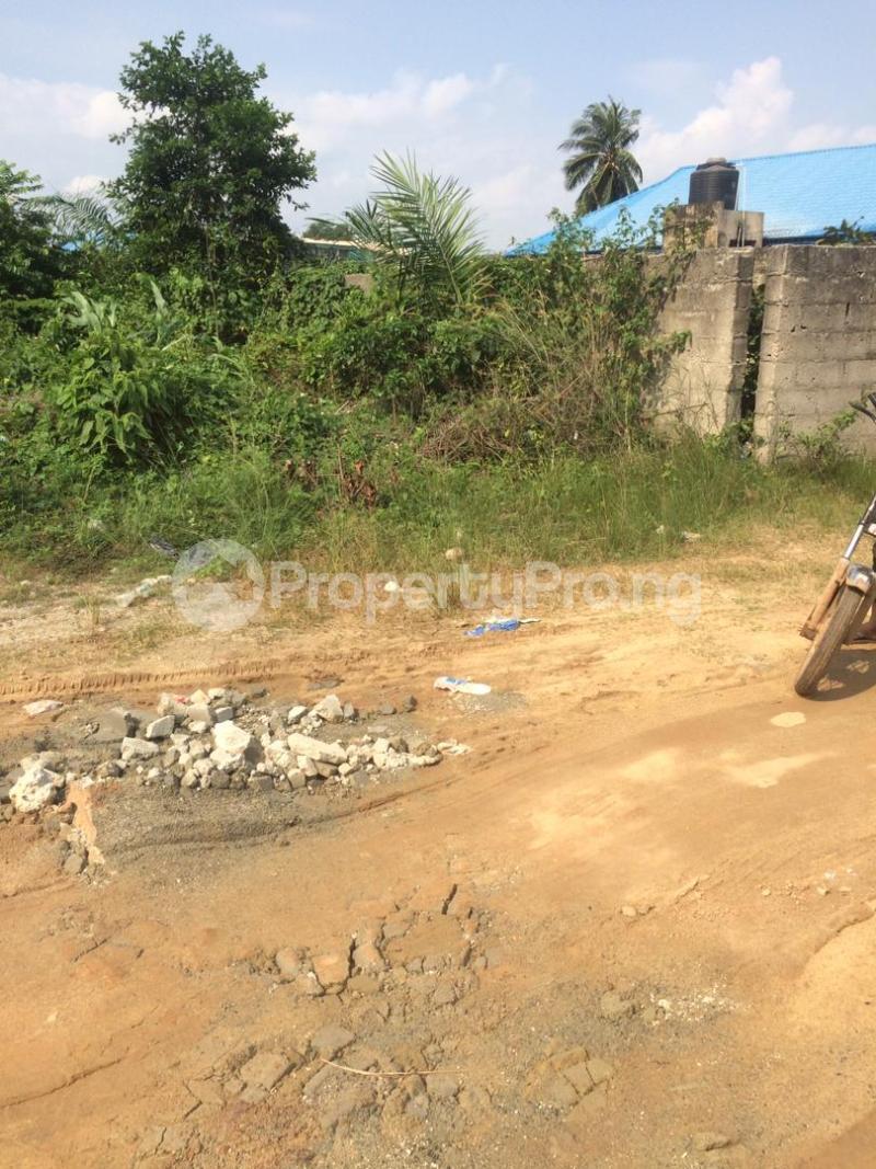 Mixed   Use Land for sale Benson Estate Off Ibeshe Road Ikorodu Ibeshe Ikorodu Lagos - 6