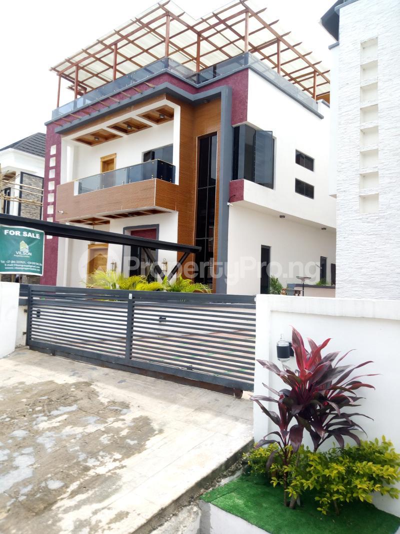5 bedroom Detached Duplex House for sale Megamound estate Ikota Lekki Lagos - 13