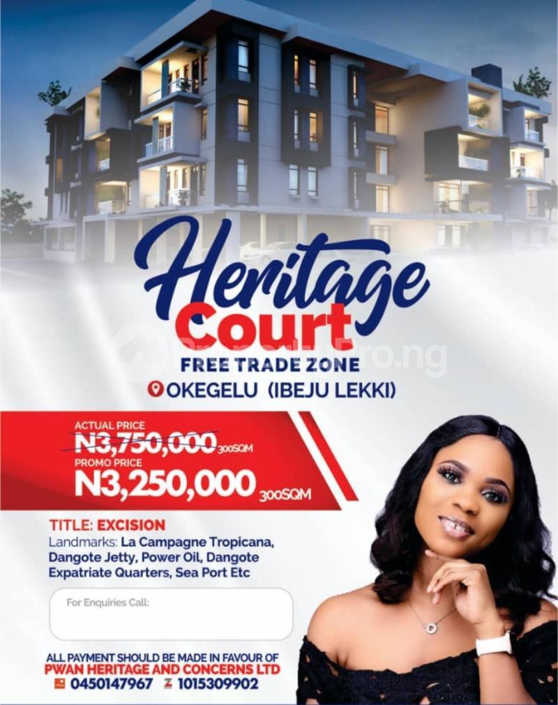 Mixed   Use Land for sale Free Trade Zone Ibeju-Lekki Lagos - 0