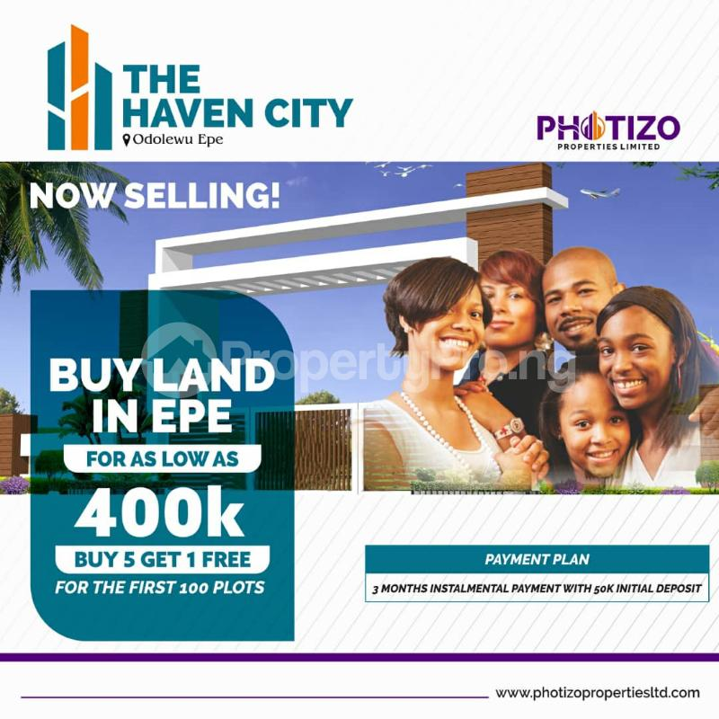 Mixed   Use Land Land for sale Odelewo Epe Road Epe Lagos - 1