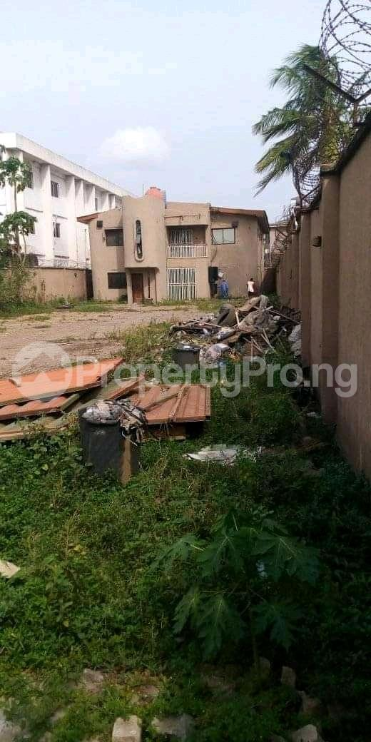 Office Space Commercial Property for sale Egbeda idimu road by abule odu Egbeda Alimosho Lagos - 1