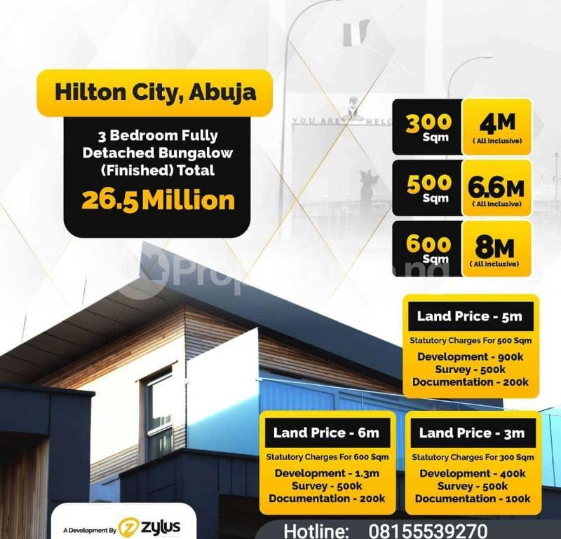Residential Land for sale Kurudu Abuja - 0