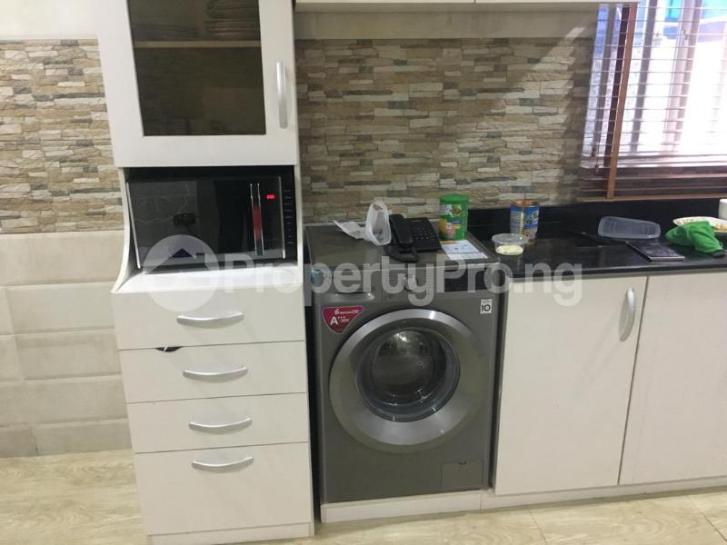 5 bedroom Terraced Duplex House for shortlet 38 Tunji Bello Street Abraham adesanya estate Ajah Lagos - 16