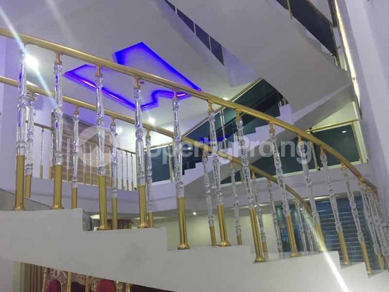 5 bedroom Terraced Duplex House for shortlet 38 Tunji Bello Street Abraham adesanya estate Ajah Lagos - 19