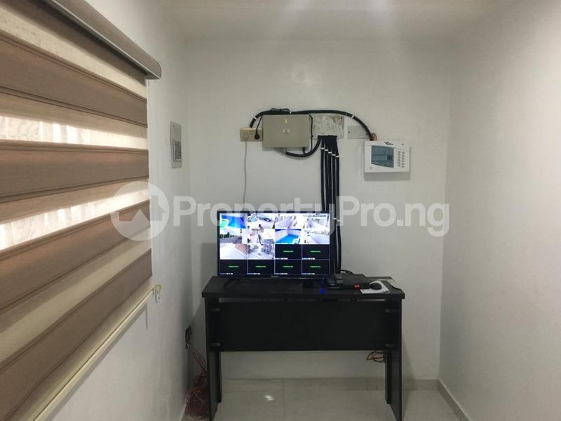 5 bedroom Terraced Duplex House for shortlet 38 Tunji Bello Street Abraham adesanya estate Ajah Lagos - 13