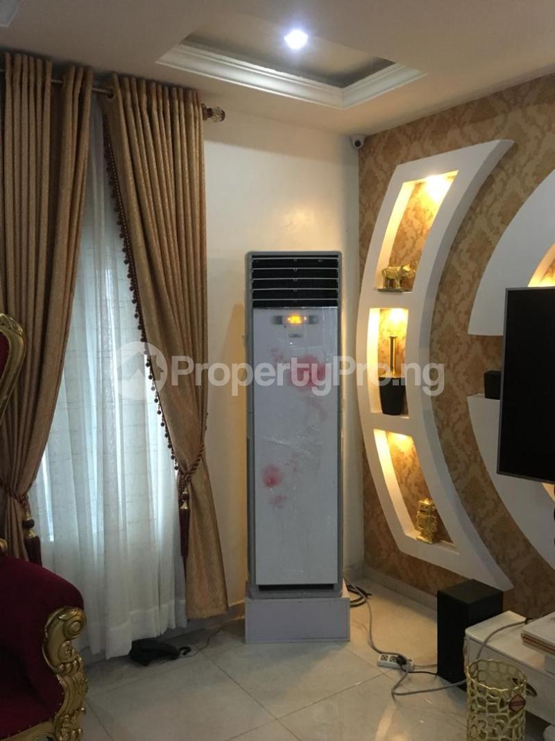5 bedroom Terraced Duplex House for shortlet 38 Tunji Bello Street Abraham adesanya estate Ajah Lagos - 4