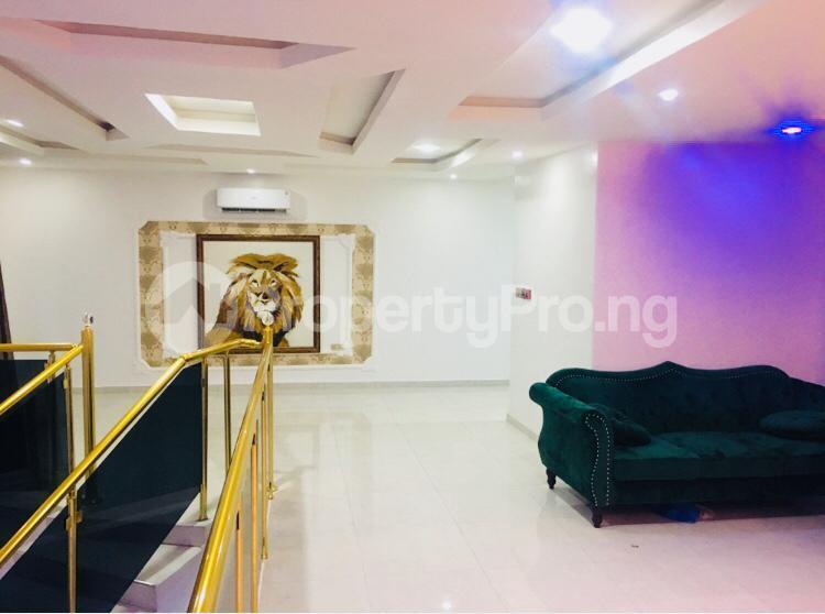 5 bedroom Terraced Duplex House for shortlet 38 Tunji Bello Street Abraham adesanya estate Ajah Lagos - 1