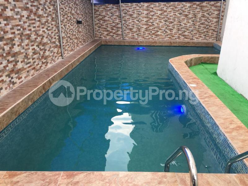 5 bedroom Terraced Duplex House for shortlet 38 Tunji Bello Street Abraham adesanya estate Ajah Lagos - 15