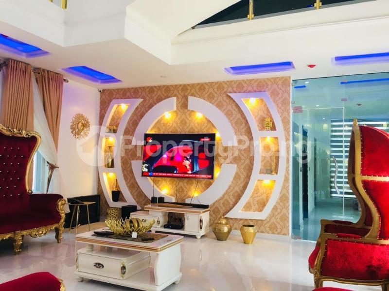 5 bedroom Terraced Duplex House for shortlet 38 Tunji Bello Street Abraham adesanya estate Ajah Lagos - 0