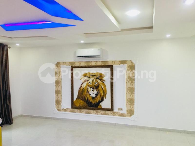 5 bedroom Terraced Duplex House for shortlet 38 Tunji Bello Street Abraham adesanya estate Ajah Lagos - 3