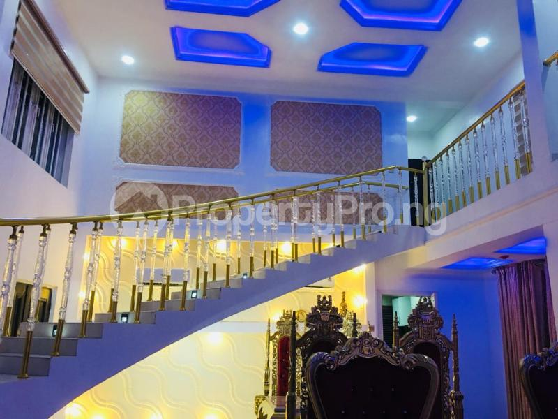 5 bedroom Terraced Duplex House for shortlet 38 Tunji Bello Street Abraham adesanya estate Ajah Lagos - 12