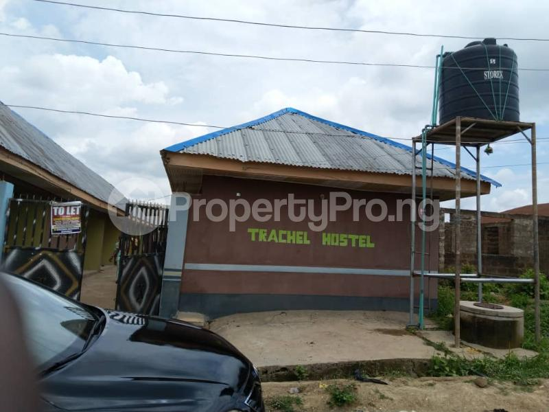 10 bedroom House for sale Federal poly Ede North Osun - 2