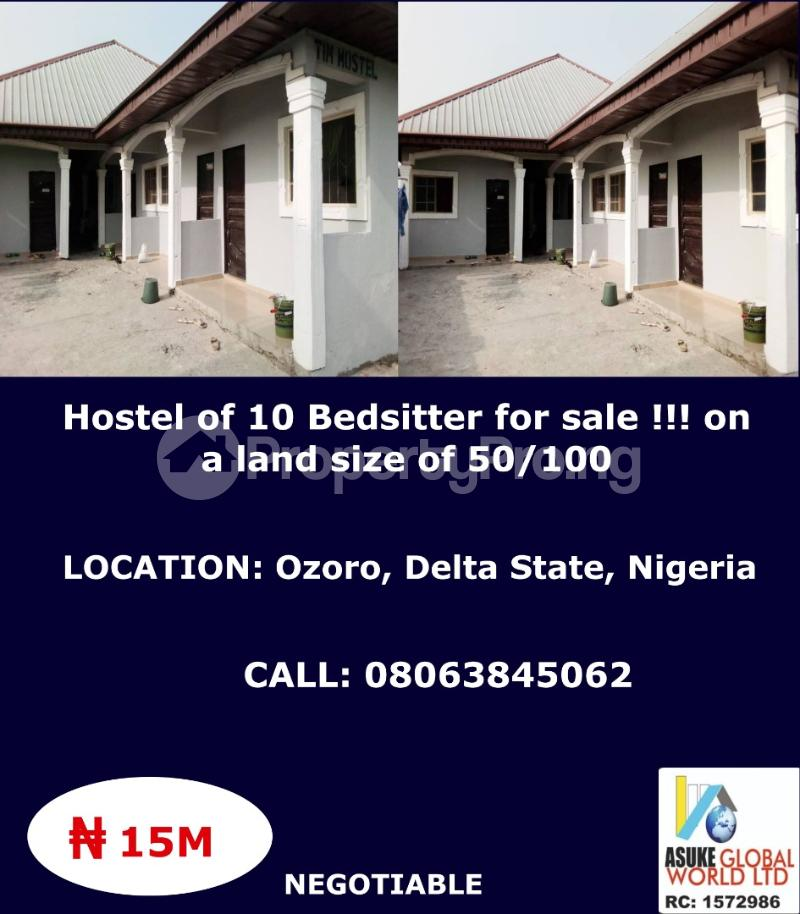 Commercial Property for sale Ozoro Delta State Nigeria Isoko North Delta - 0