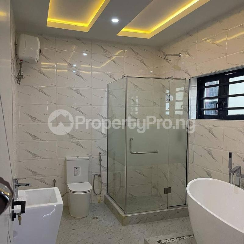 4 bedroom Semi Detached Duplex House for sale Lekki county, West end estate Ikota Lekki Lagos - 4