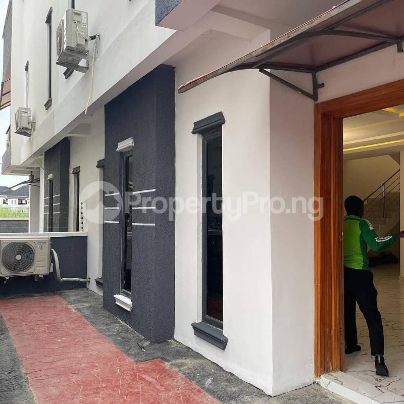 4 bedroom Semi Detached Duplex House for sale Lekki county, West end estate Ikota Lekki Lagos - 1