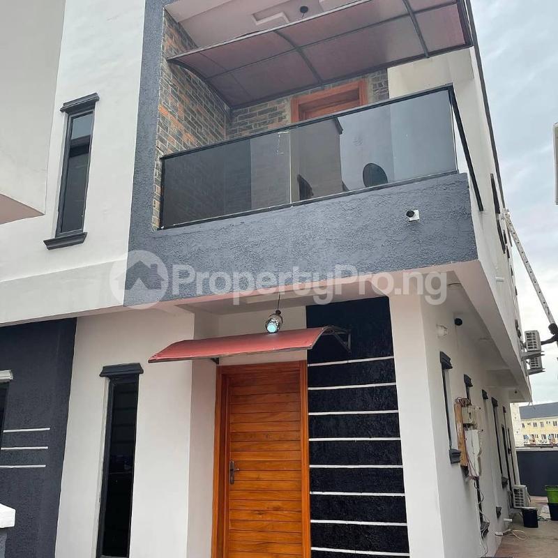 4 bedroom Semi Detached Duplex House for sale Lekki county, West end estate Ikota Lekki Lagos - 0