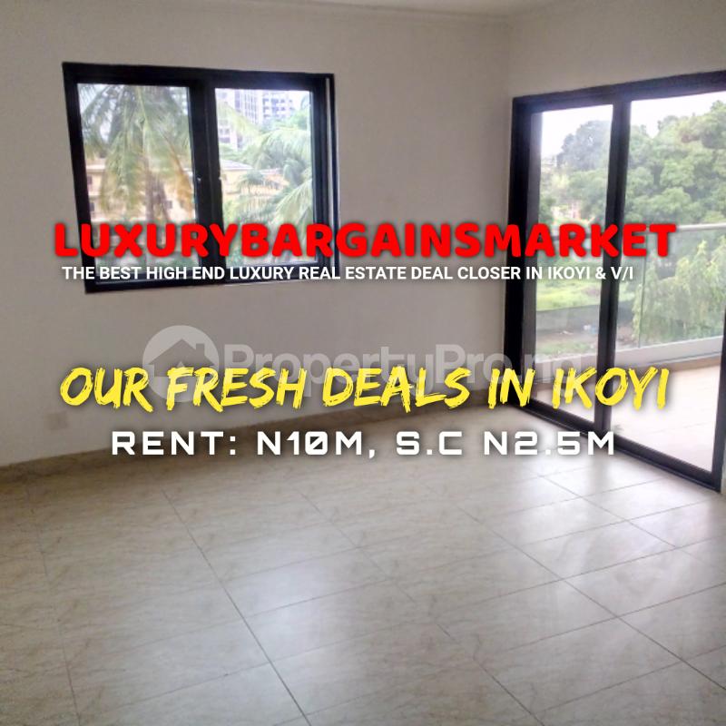 3 bedroom Massionette House for rent Old Ikoyi Ikoyi Lagos - 3