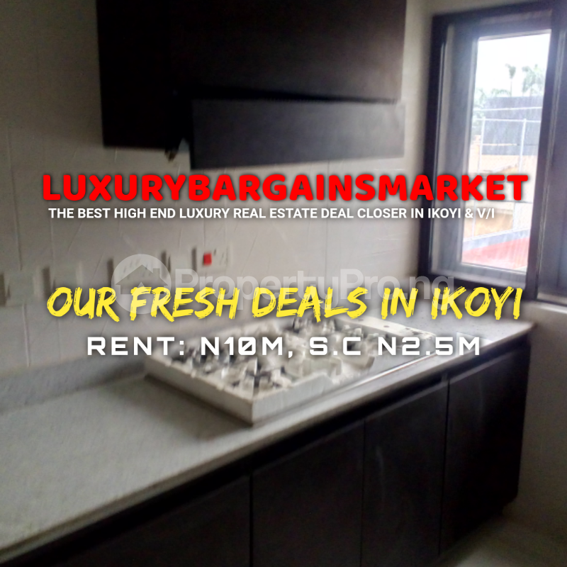 3 bedroom Massionette House for rent Old Ikoyi Ikoyi Lagos - 6
