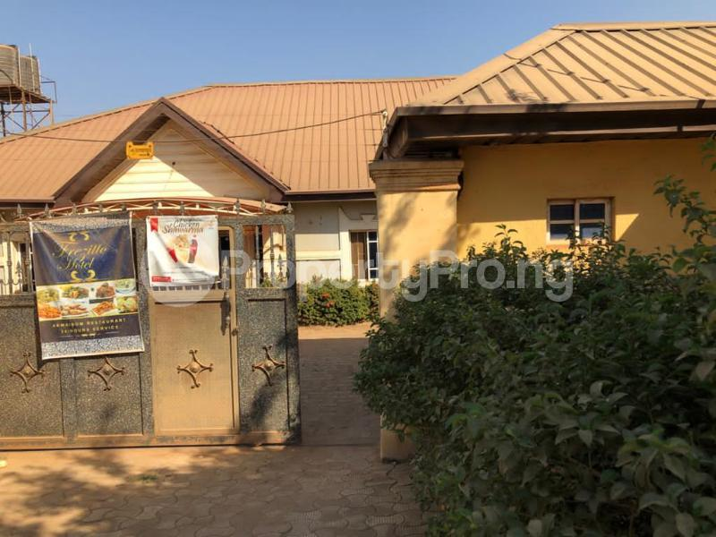 10 bedroom Hotel/Guest House Commercial Property for sale Plot 10, Mammy Boundary Road, Off Check Point Nyanyan Karu Nassarawa - 5