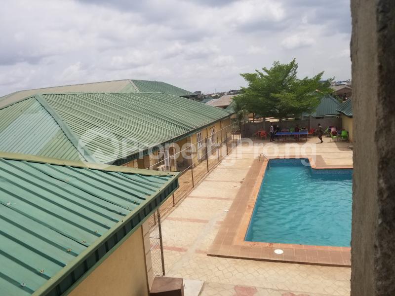 10 bedroom Hotel/Guest House Commercial Property for sale Ijaba, iyana iyesi road, Sango otta, Ogun staye Sango Ota Ado Odo/Ota Ogun - 0