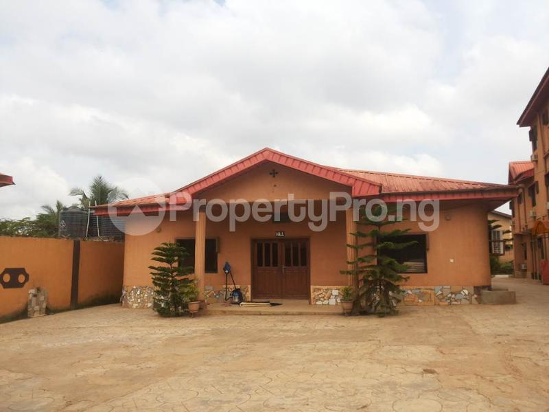 10 bedroom Hotel/Guest House Commercial Property for sale No. 3 Akinde Road,Ajegunle Bus-stop,Off lagos Abeokuta, Expressway,Alakuko. Ojokoro Abule Egba Lagos - 1
