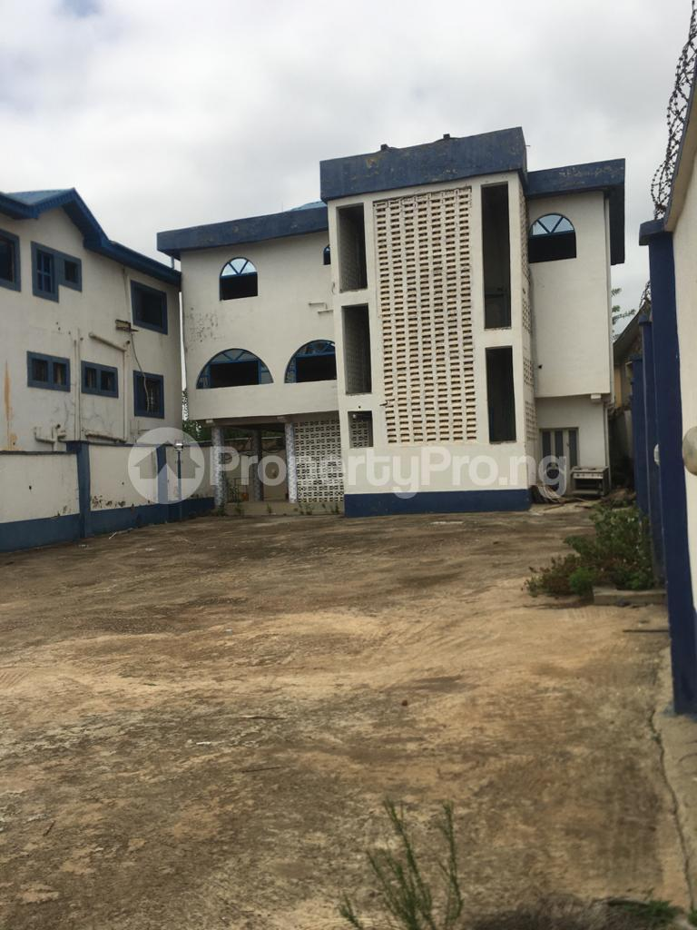 Hotel/Guest House Commercial Property for sale Dada Estate Osogbo Osun - 1