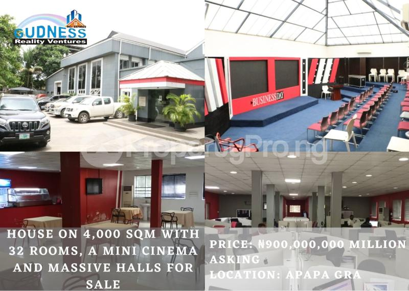 10 bedroom Commercial Property for sale Apapa G.R.A Apapa Lagos - 0
